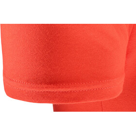 Salomon Blend Logo Miehet Lyhythihainen paita , punainen
